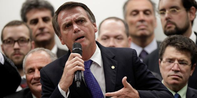 MBL descarta apoio à candidatura do deputado federal Jair Bolsonaro (PSL-RJ) à Presidência e defende...