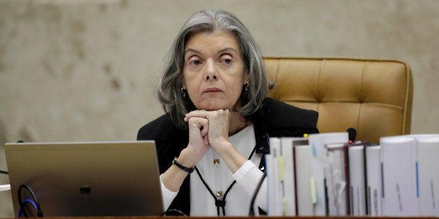 A ministra acabou expondo o racha entre os ministros que ela tentou