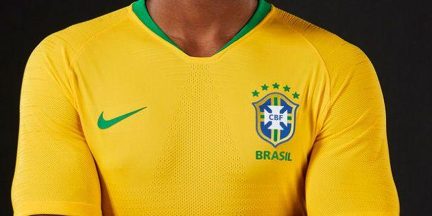 Seleção terá novos uniformes na Copa do Mundo. Estreia será contra a