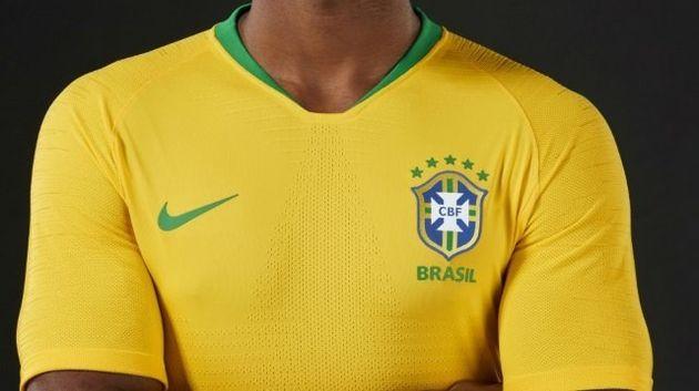 Camisa amarela será usada na terça, contra a