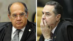 Novo round de Gilmar x Barroso leva Cármen Lúcia a suspender