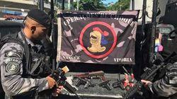 Rocinha tem tiroteio, mortes e granadas