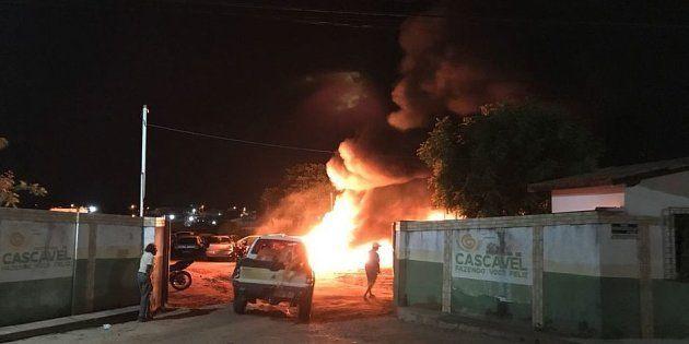 Onda de violência contra órgãos públicos no Ceará pode ser retaliação de facções criminosas à possível...
