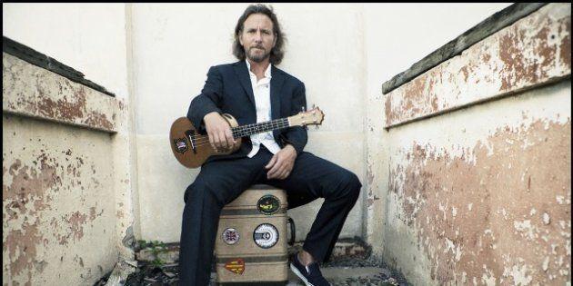 Eddie Vedder arrasou nos shows com o Pearl Jam e agora fará três apresentações solo em São