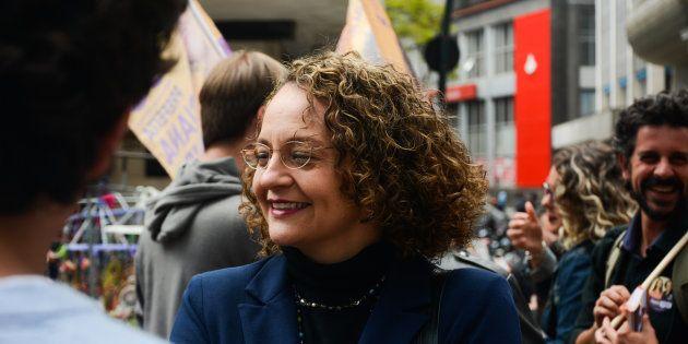 Uma das fundadoras do PSol, Luciana Genro afirma que esquerda precisa melhorar diálogo com a população...