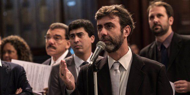 Luciana Genro afirma que Marcelo Freixo era alvo prioritário da violência no Rio de Janeiro e que não...