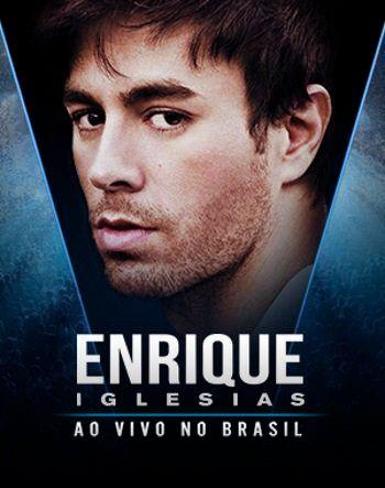 Enrique Iglesias: Parceria com filho de Leonardo é trunfo para bombar show no