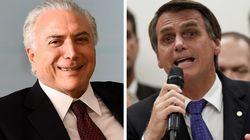 Reforma ministerial de Temer atrapalha planos de Bolsonaro para