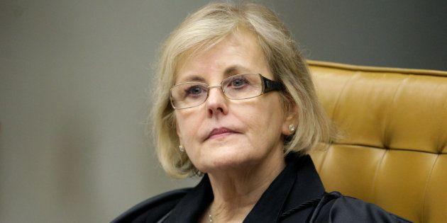 Ministra Rosa Weber é voto decisiso no habeas corpus que pode evitar a prisão de Lula até o fim do processo...