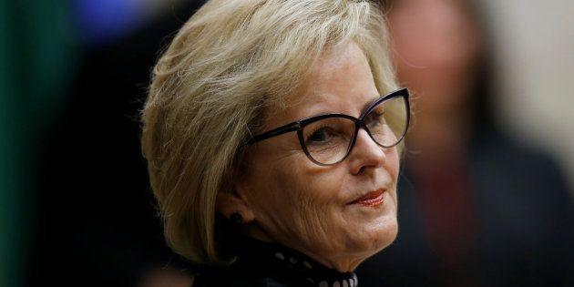 Dona do voto considerado decisivo, ministra Rosa Weber negou habeas corpus de Lula, apesar de ser contra...