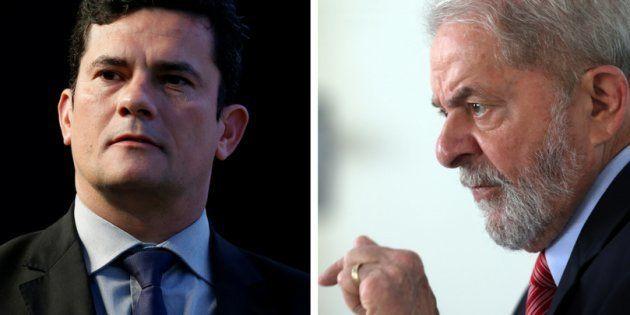Moro decretou na tarde desta quinta-feira (5) a prisão do ex-presidenteLuiz Inácio Lula da