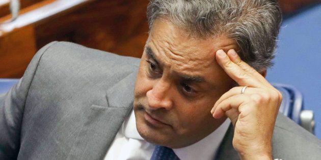 Alvo de 9 inquéritos no STF, Aécio Neves não deve se candidatar em 2018 e pode perder o foro