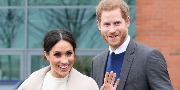 Harry e Meghan pediram que os presentes dos seus convidados fossem convertidos em doações para organizações em defesa dos direitos humanos.