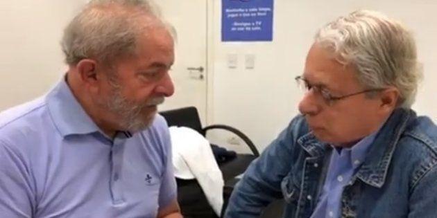 Em conversa com Frei Betto, Lula pegou pesado com o juiz Sérgio