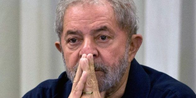 O ex-presidente Lula está preso desde sábado
