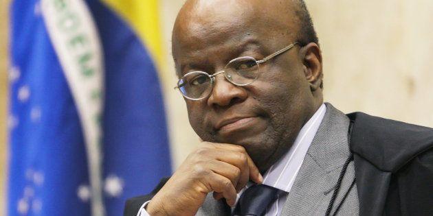 Ministro aposentado do STF, Joaquim Barbosa se filiou ao PSB em 7 de