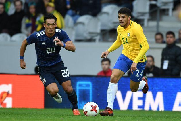 Taison, mesmo contestado, é o grande favorito para fechar quarteto ofensivo com Neymar, Gabriel Jesus...