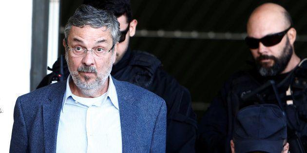 Ex-ministro está preso desde setembro de