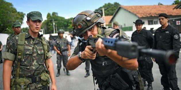 Intervenção no Rio conta com R$ 1,2 bilhão em orçamento da