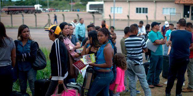 Dos mais de 86 mil pedidos de reconhecimento de refúgio em análise no Comitê Nacional para os Refugiados...