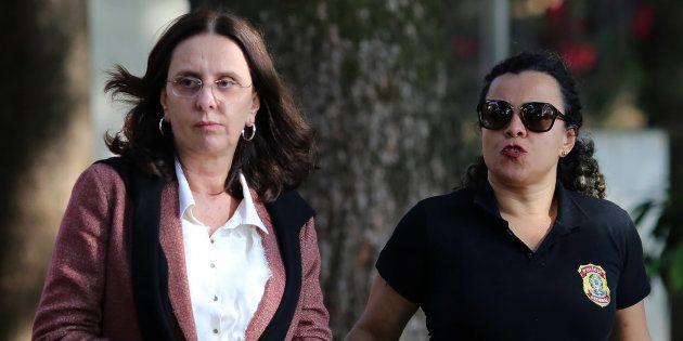 Andrea Neves, irmã de Aécio Neves, é acusada de intermediar repasses de propina da JBS ao