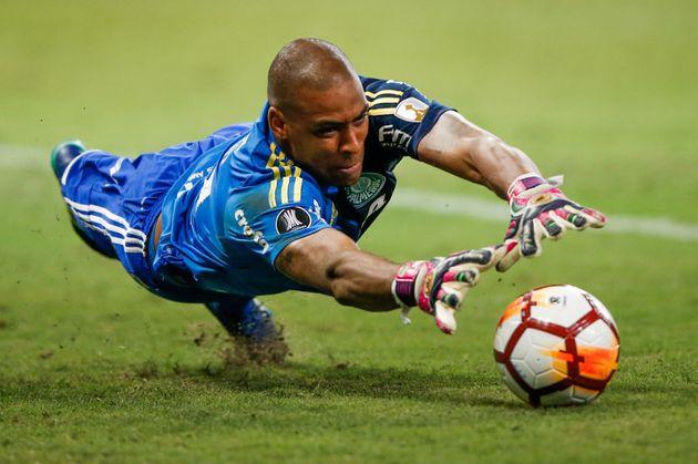 Jailson vive excelente fase com a camisa do Palmeiras e seria ótima surpresa na posição de 3º goleiro...