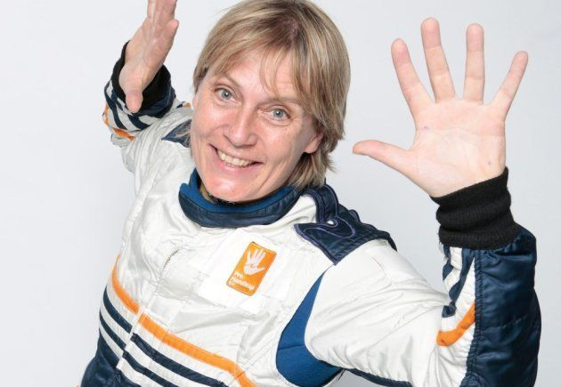 Jutta fez história ao vencer o Paris Dakar em