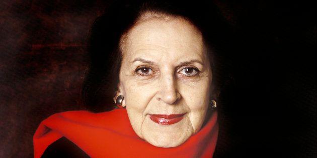Lygia Fagundes Telles celebra 95 anos nesta quinta-feira