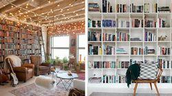 12 estantes que vão te ajudar a manter sua biblioteca