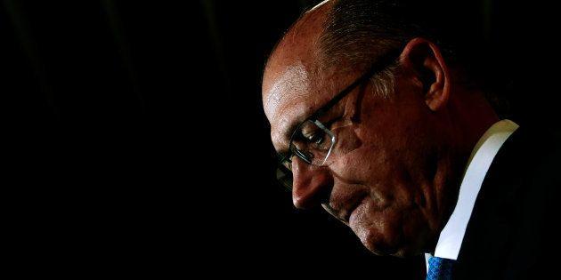 A suspeita é que o ex-governador Geraldo Alckmin tenha recebido R$ 10,3 milhões em