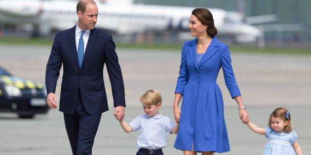 Nasceu o novo bebê de Kate Middleton, em