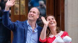 Kate e William apresentam o caçula e 5° na linha