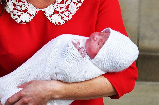 Kate Middleton e o 3º herdeiro