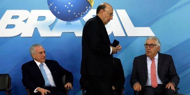 Após descartar Henrique Meirelles, PSD também não encoraja intenção de Guilherem Afif em ser candidato...
