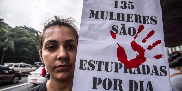 Número de estupro coletivo cresceu nos últimos anos nos Brasil e não há punição específica para a