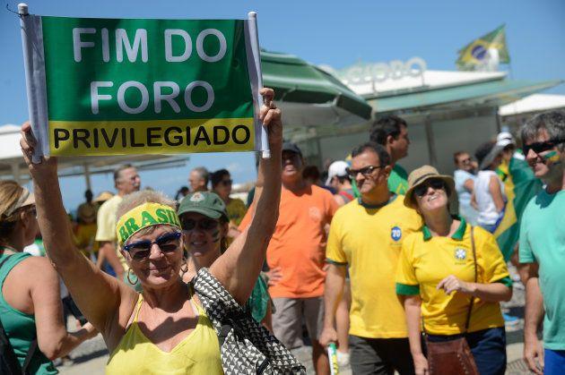 Levantamento da Fundação Getúlio Vargas com dados de 2011 a 2016 mostra que menos de 1% dos réus com...
