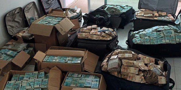 Operação Câmbio, Desliga prendeu o doleiro apontado como o homem que entregou os R$ 51 milhões apreendidos...