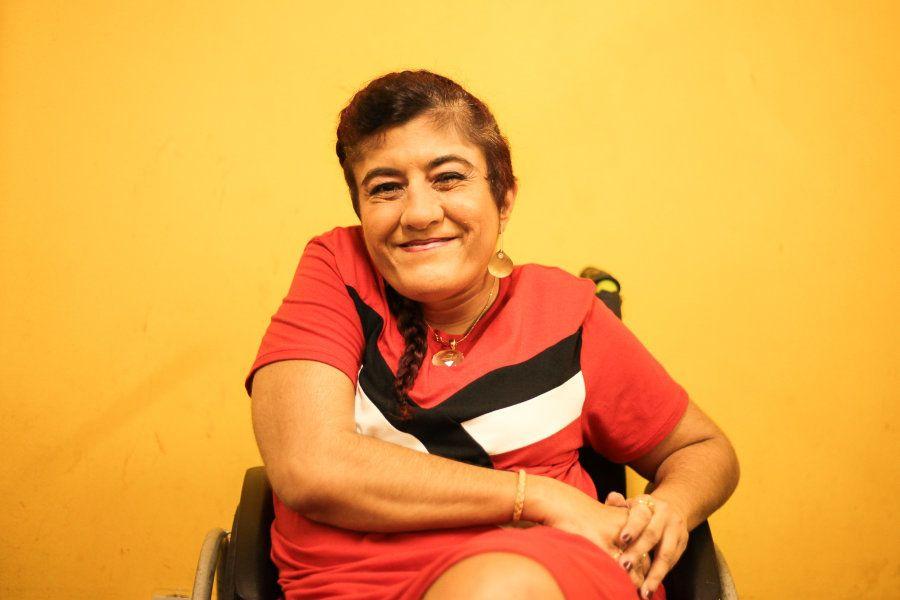 Ninfa Cunha é a 59ª entrevistada do projeto