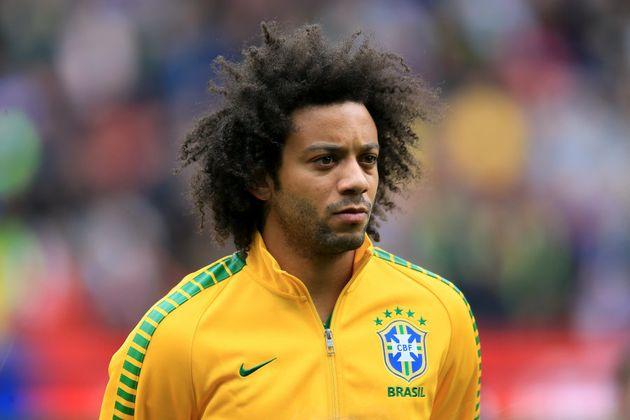 Marcelo é titular incontestável da lateral esquerda da Seleção