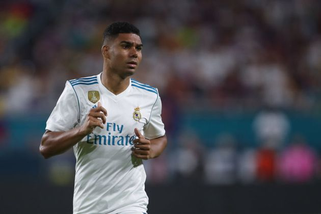 Casemiro, do Real Madrid, é titular inquestionável de Tite no meio-campo da