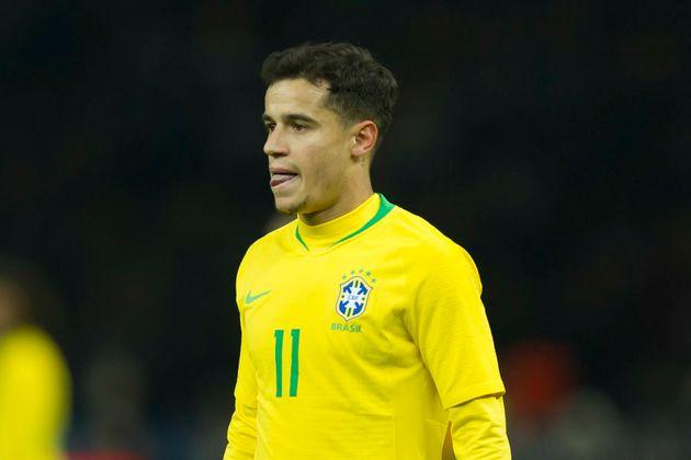 Companheiro de Paulinho no Barça, Coutinho é outra certeza da convocação de