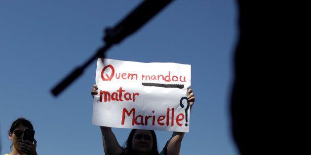 Assassinato de Marielle completa dois meses no próximo dia