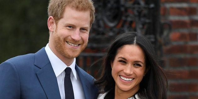 O casamento do príncipe Harry e Meghan Markle acontece no próximo sábado (19).