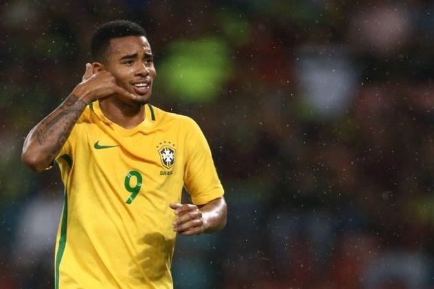 Ex-jogador do Palmeiras, Gabriel Jesus valorizou muito desde a chegada ao inglês Manchester