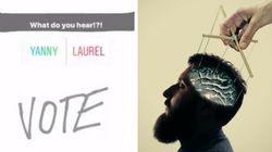 'Yanny' x 'Laurel': A nossa realidade é só uma questão de