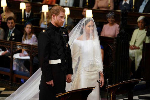 Casamento Real: Meghan Markle quebra protocolo e faz parte do trajeto ao altar