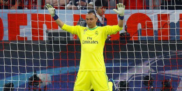 Keylor Navas é garantia de segurança no gol da Costa Rica e perigo para a Seleção