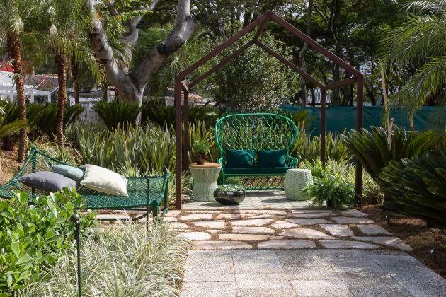 CASACOR SP: 8 Ambientes em que as plantas são