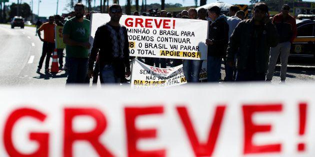 Após quase 7 horas de reunião em Brasília, a categoria acertou com o governo na noite de quinta-feira...