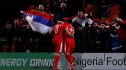 Força dos jovens é aposta da Sérvia contra o Brasil na 1ª fase da
